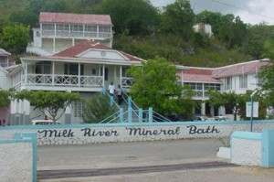 Milk River Bath