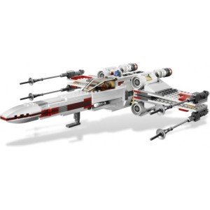 одель истребителя Star Wars X-Wing